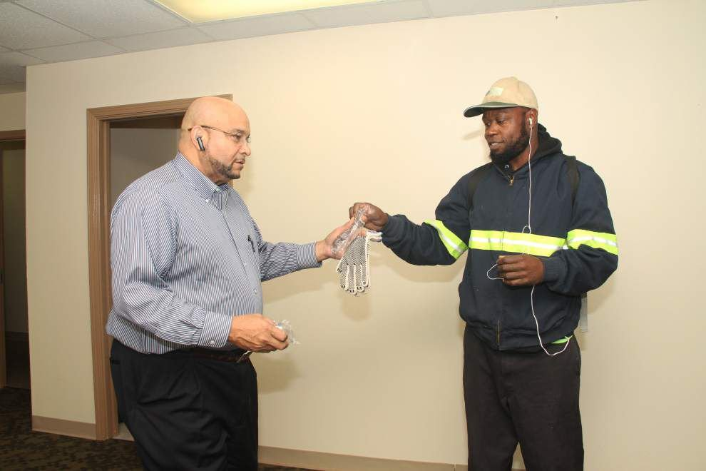 Baton Rouge Christian Outreach group helps homeless break dependency, find employment _lowres