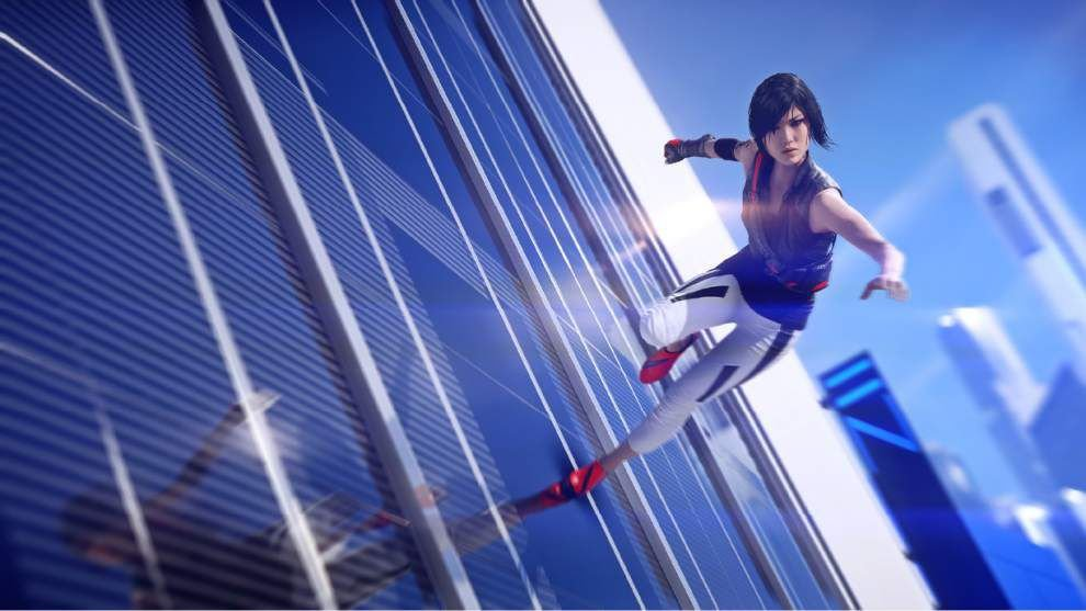 Review: 'Mirror's Edge Catalyst'is overdue poetry in motion _lowres