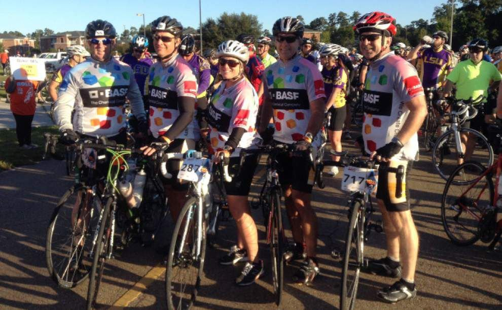 BASF cycling team raises funds and awareness for multiple sclerosis in Bike MS _lowres