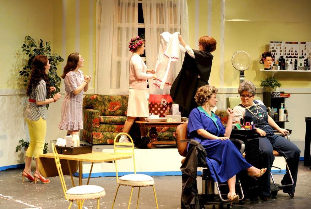 'Steel Magnolias' cast as close-knit as characters _lowres