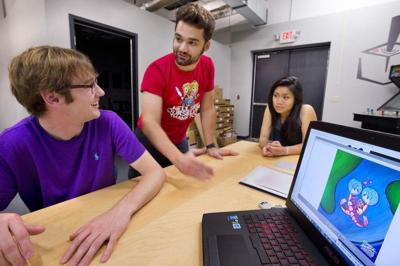 Louisiana Technology Park in Baton Rouge has netted six video game developers so far _lowres
