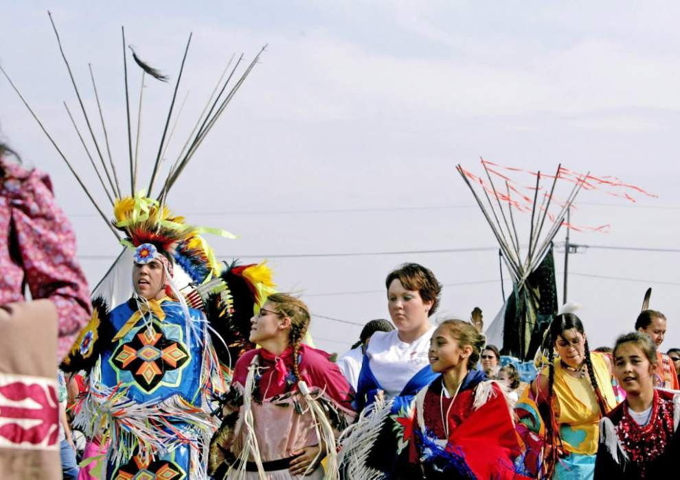 Tribe gets support for federal recognition _lowres