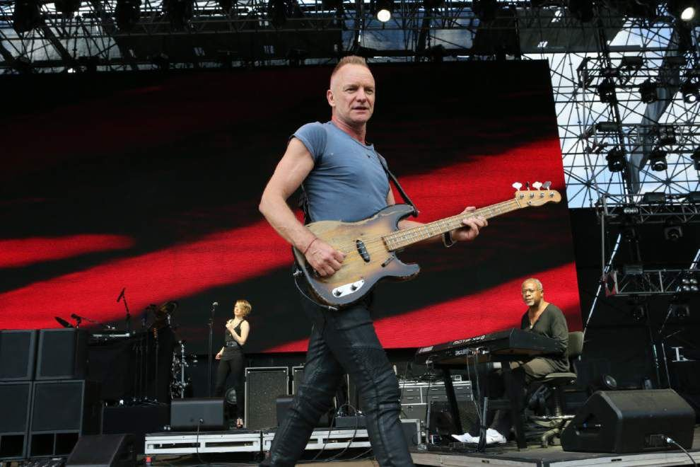 Green Day, Sting, Withers among rock hall nominees _lowres