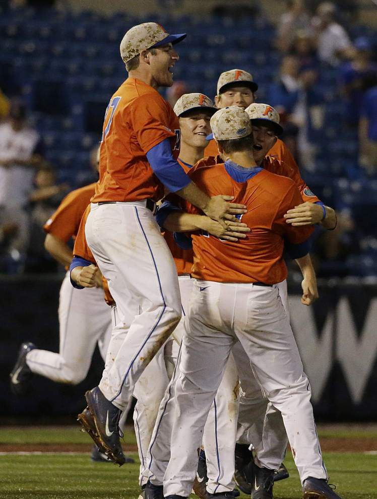 Florida tops Vanderbilt for SEC tourney title _lowres