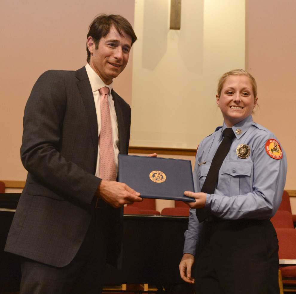 Photos: St. George Fire Protection District graduation _lowres