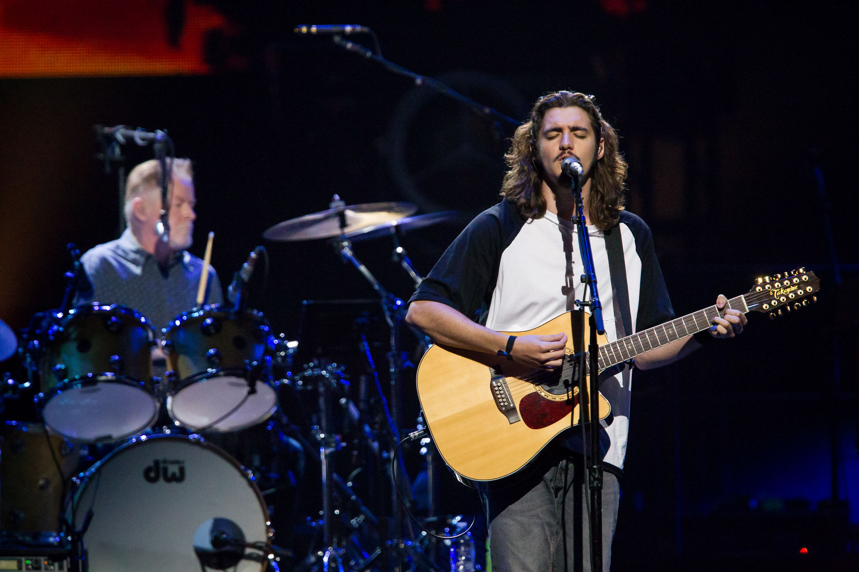the eagles reborn with vince gill and deacon frey honored the rh theadvocate com