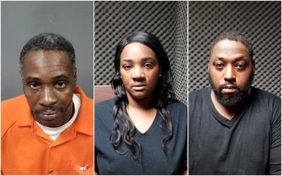 Baton Rouge hardware store thefts