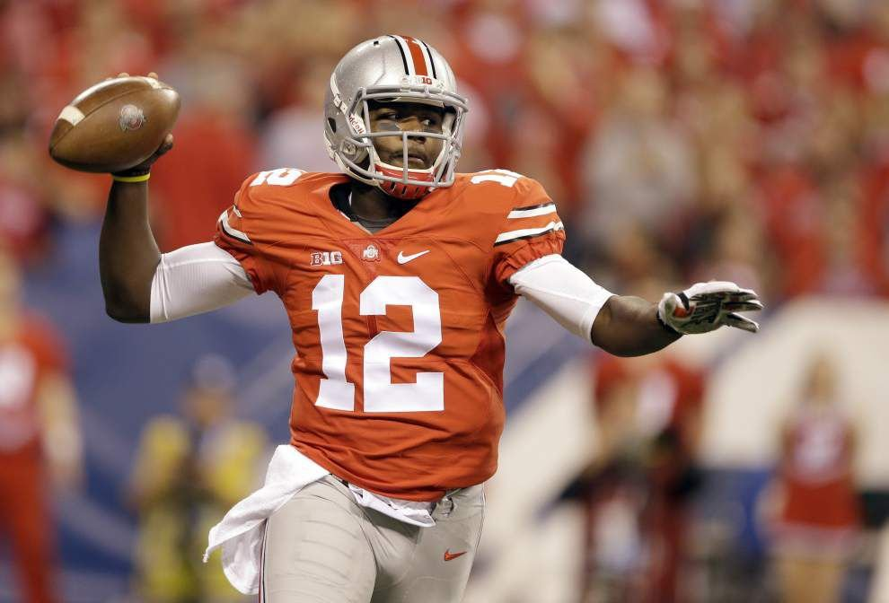 Sugar Bowl scouting report: The passing game _lowres
