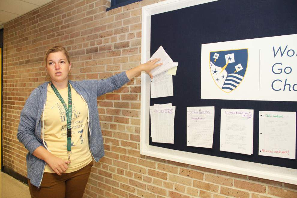Number of Baton Rouge charter schools doubles in 3 years; four new ones open this week _lowres