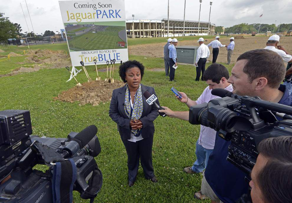 Southern begins improvements to athletic facilities _lowres