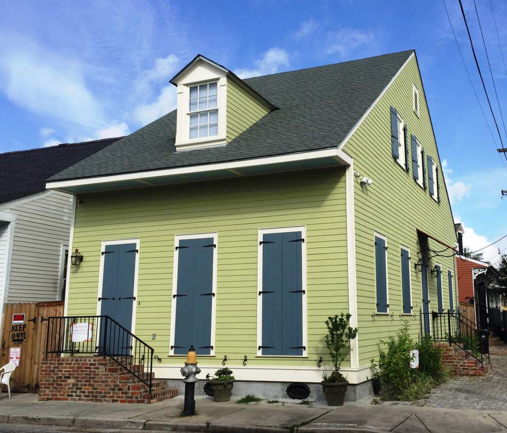 Music, diversity to liven up Treme home tour _lowres