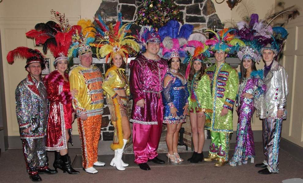 Assumption's Krewe of Elks takes 'Tour' _lowres