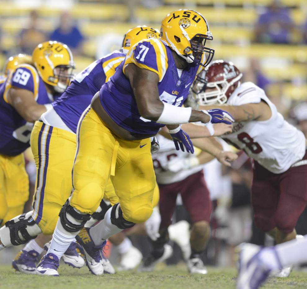 Rabalais: Jonah Austin LSU's eighth scholarship player to depart in the past year _lowres