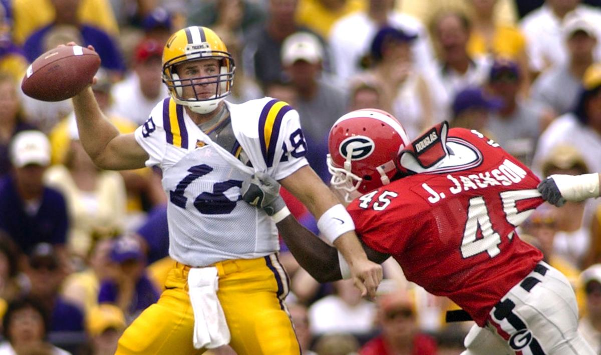 Matt Mauck QB's vs Georgia 2003.JPG