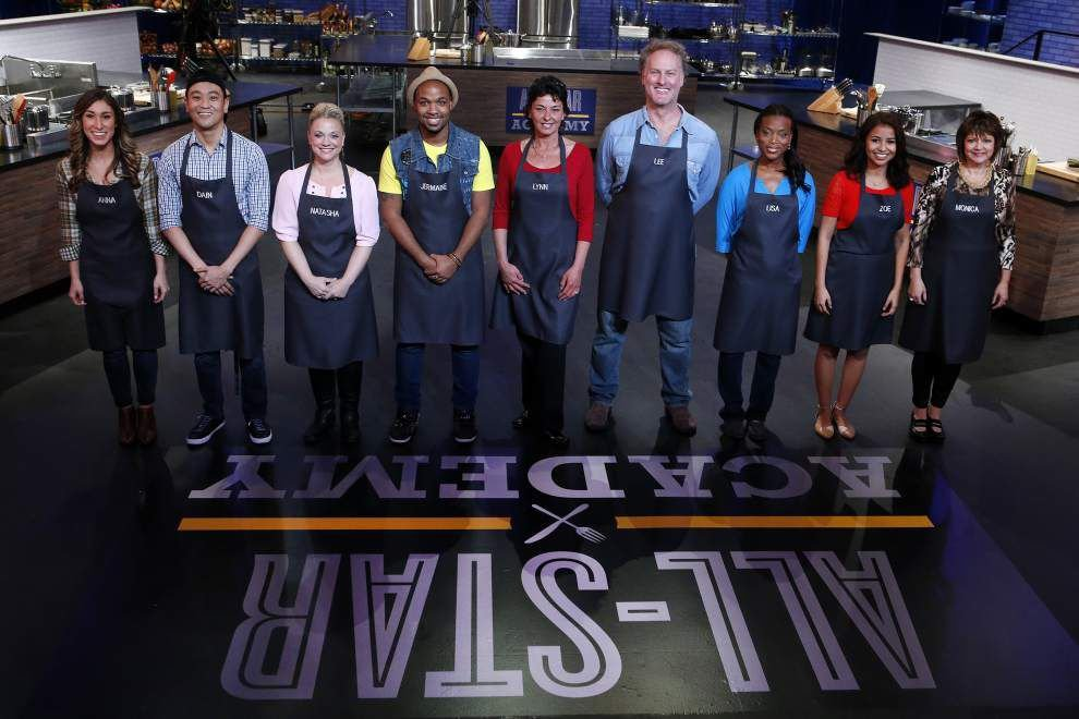 LaPlace cook brings French influences, 'a lot of flavor' to 'All-Star Academy' competition _lowres