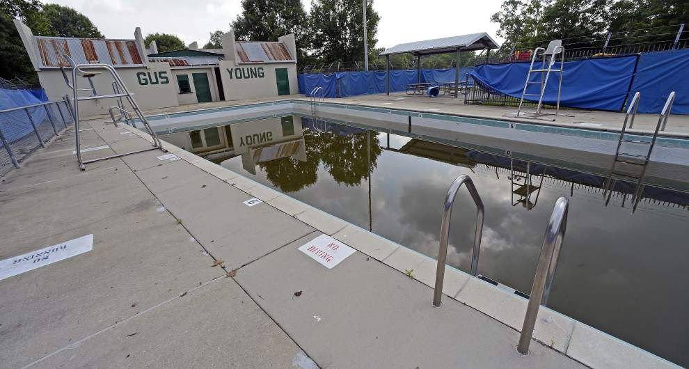 With BREC set to fill in landmark Gus Young pool, community ...