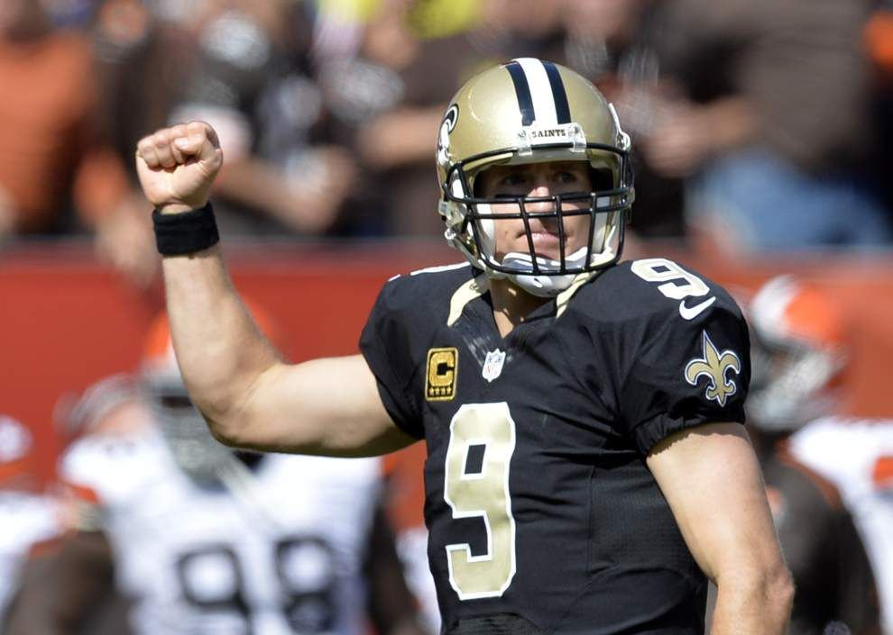 Gameday: Saints should be in good shape vs. Adrian Peterson-less Vikings, but assume nothing _lowres