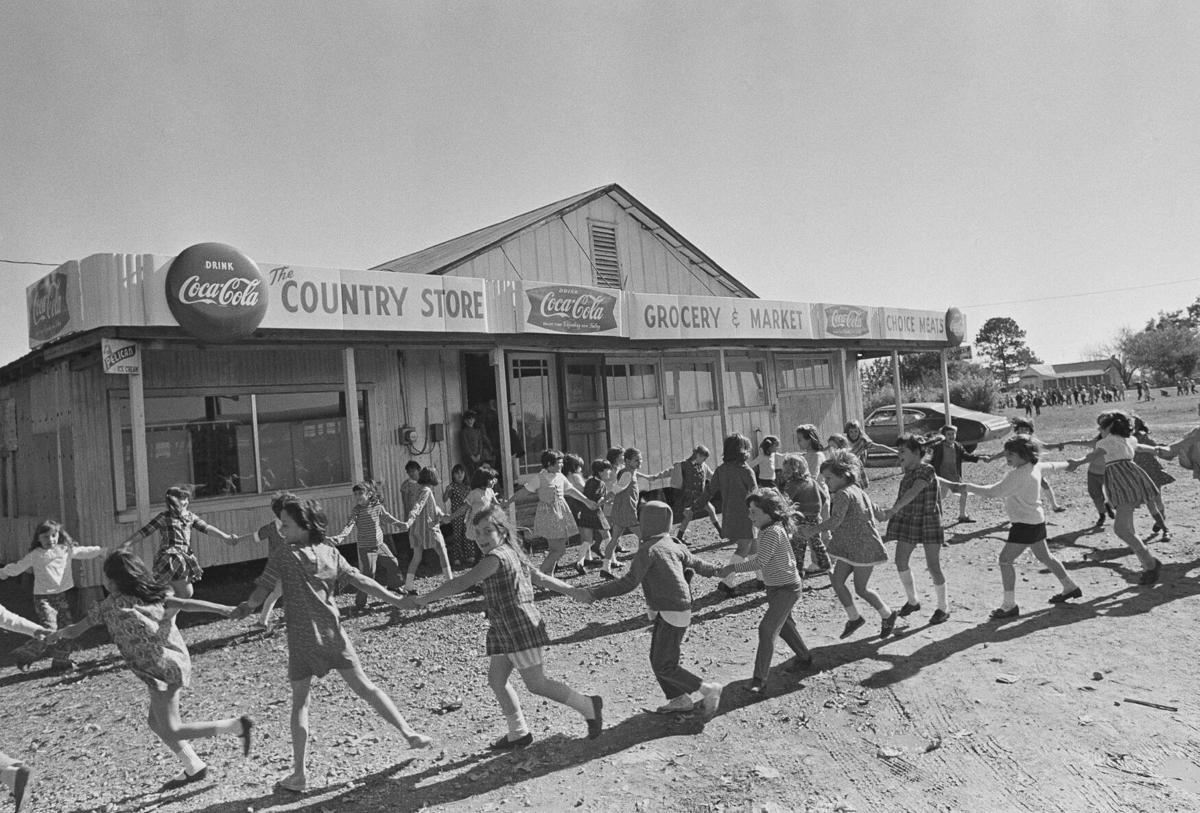 Desegregation Louisiana