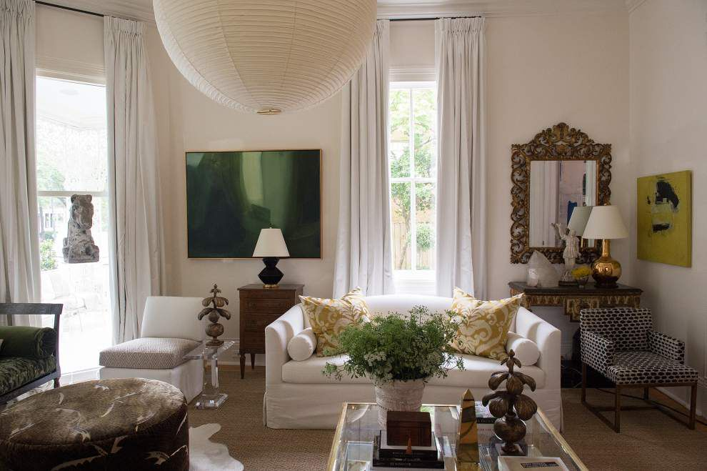Gracious! Traditional Home Showhouse brims with cosmopolitan Southern style _lowres