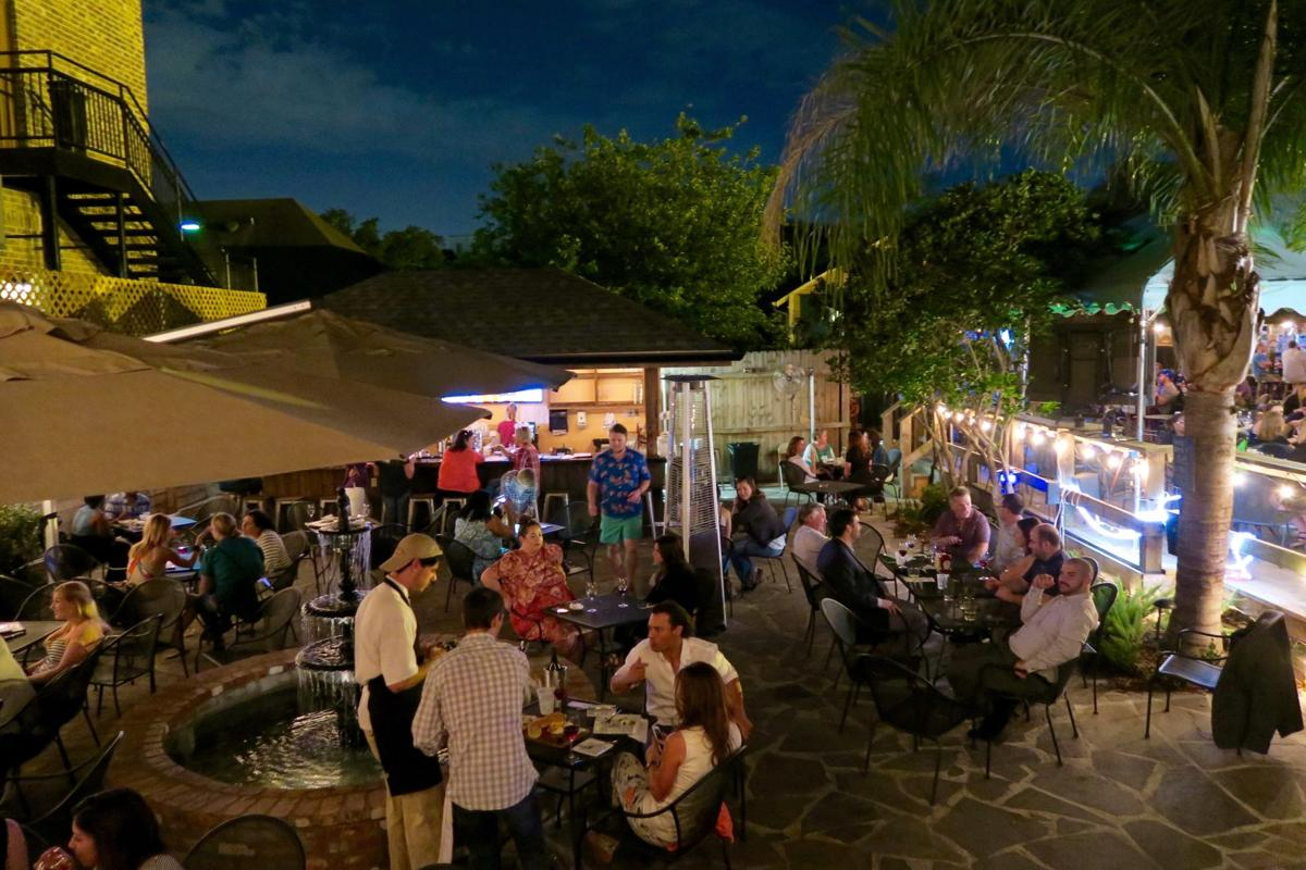 All In For The Outdoors New Bars Restaurants Go Beyond The Classic New Orleans Courtyard
