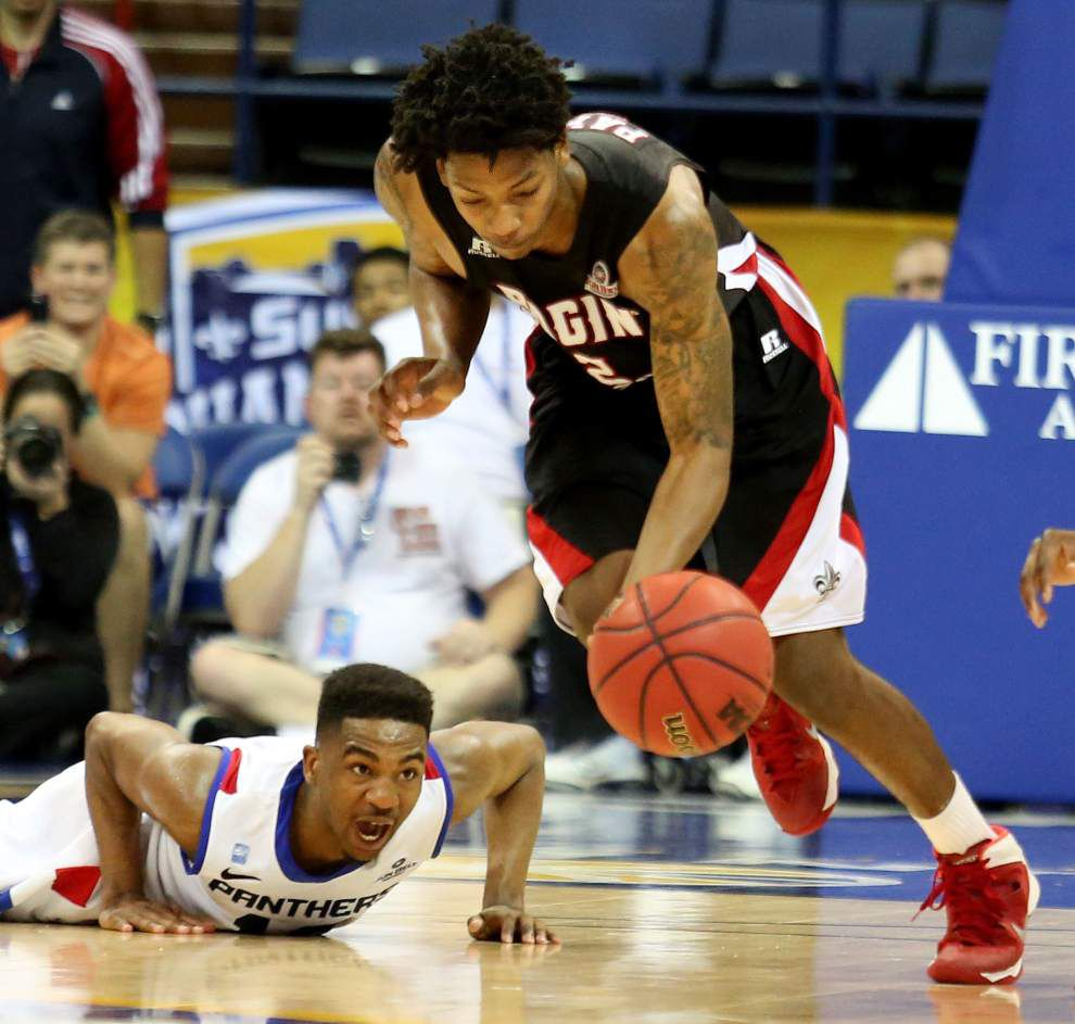 Ragin' Cajuns Payton invited to NYC for NBA Draft _lowres