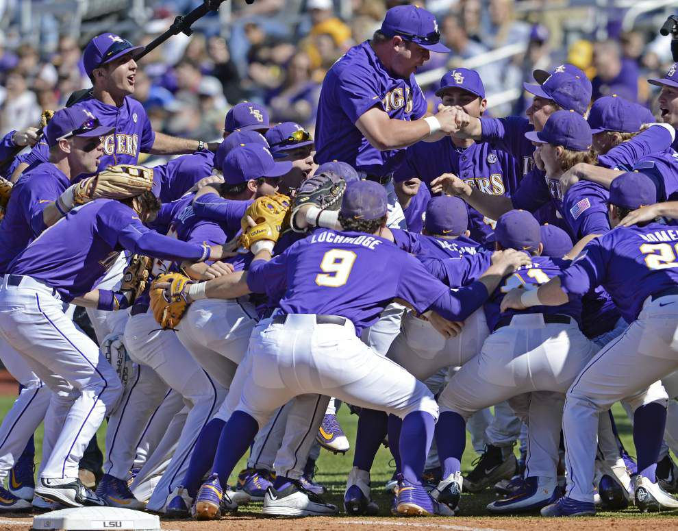 Live updates: LSU baseball faces Fordham in doubleheader _lowres