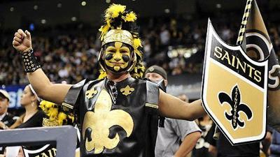 747eeb82b Forbes: New Orleans Saints fans 3rd best in the NFL | The Latest ...