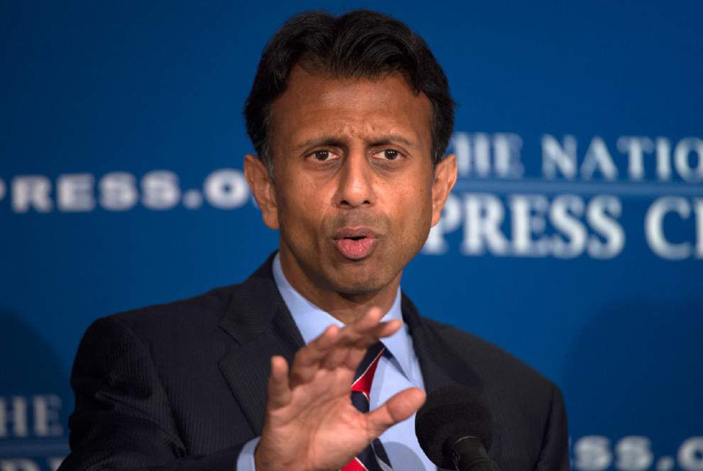 'Simply no point for me to go': Louisiana's Bobby Jindal skipping GOP convention, says he's not boycotting _lowres