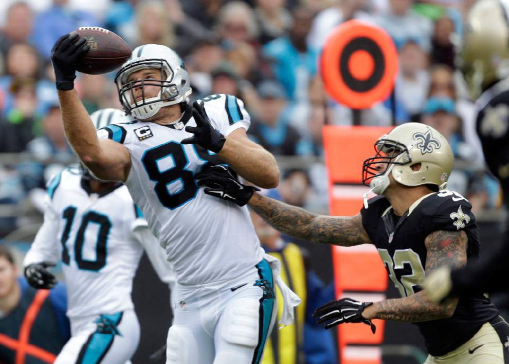 Man vs. zone: A closer look at how the Saints have performed against tight ends _lowres