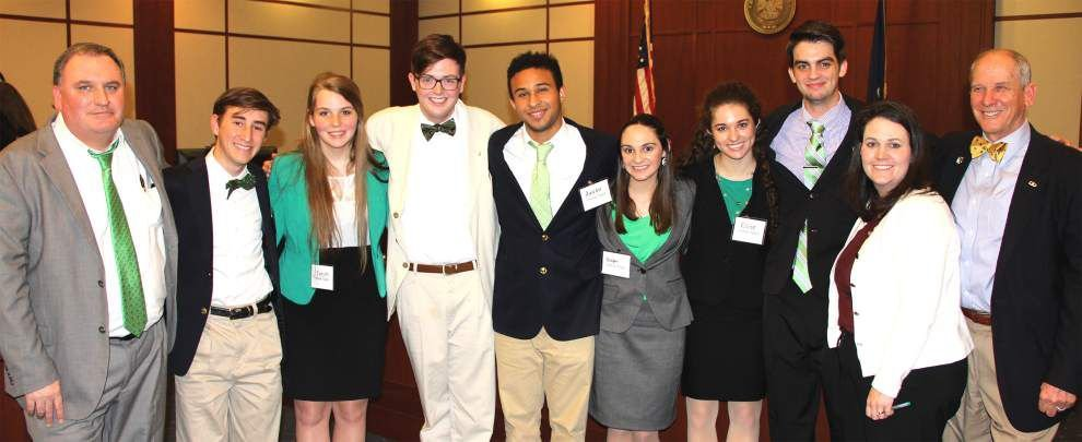 DEMCO essay contest winners named _lowres