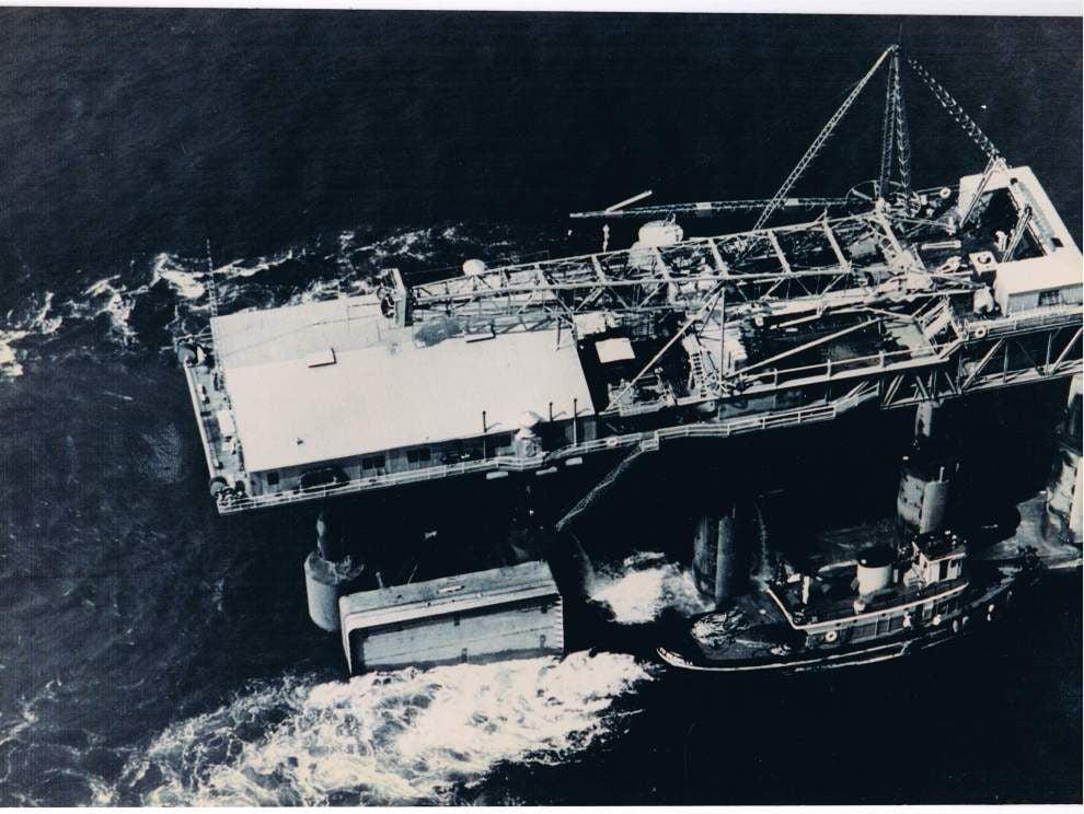 Offshore drilling innovator Alden 'Doc' Laborde dies at 98 _lowres