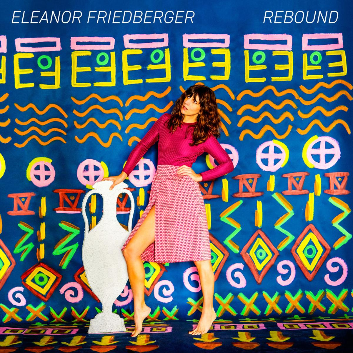 Eleanor Friedberger 'Rebound' for Red