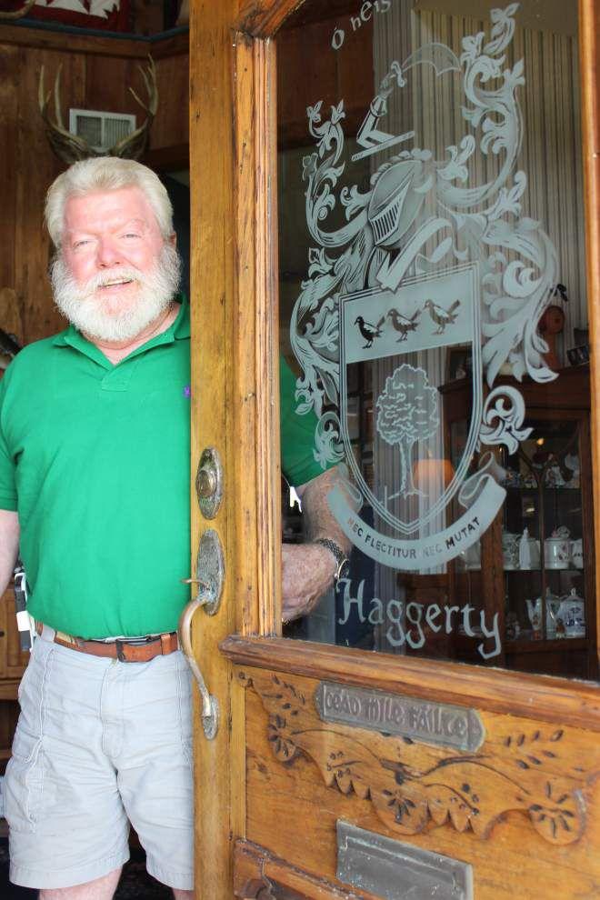 'Deacon' Dan Haggerty: From Irish Channel brawler to FBI chaplain _lowres