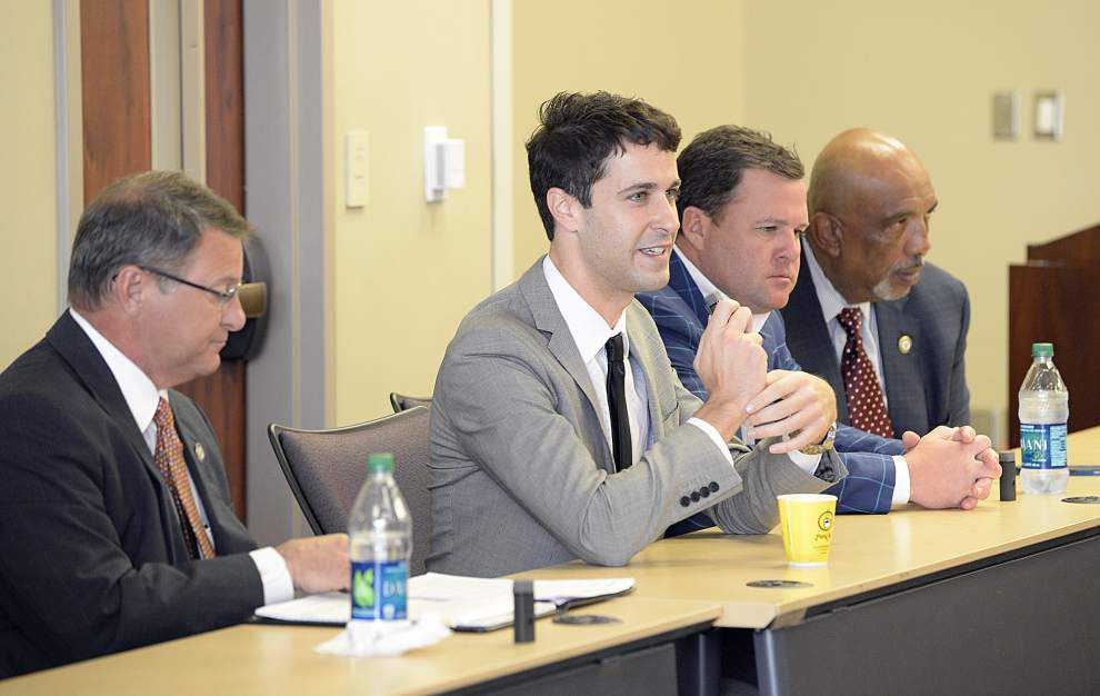 Acadiana legislators tackle the elephant in the room: the state's $1.6 billion budget hole _lowres