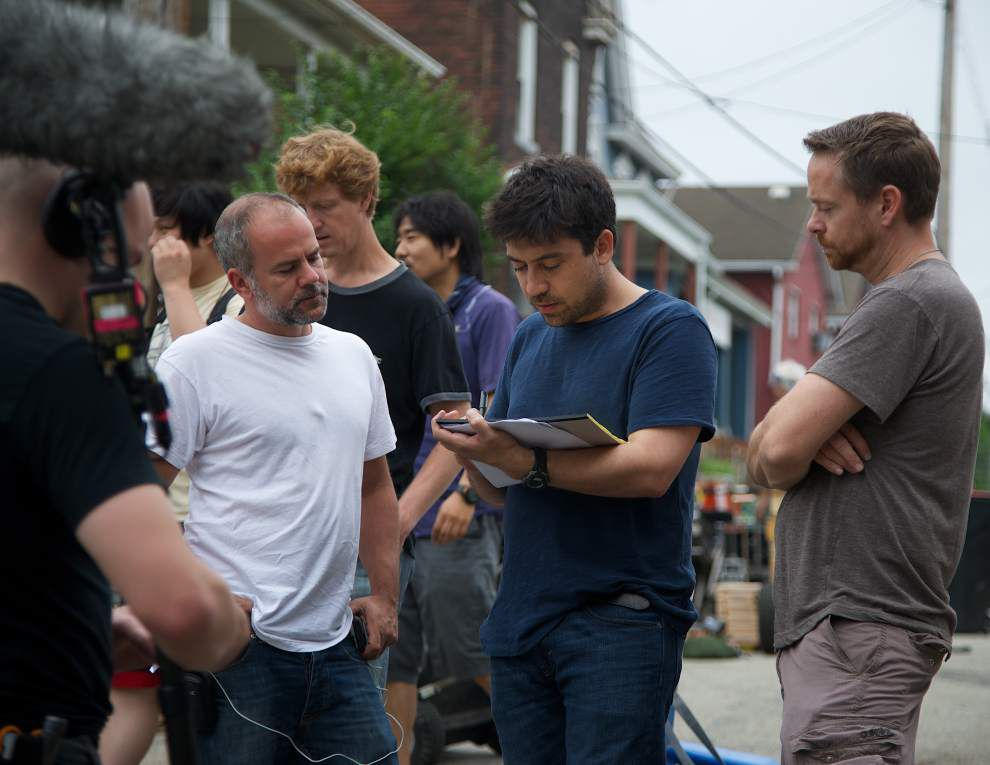 Director Alfonso Gomez-Rejon embraced chance to helm drama-comedy 'Me and Earl and the Dying Girl' _lowres