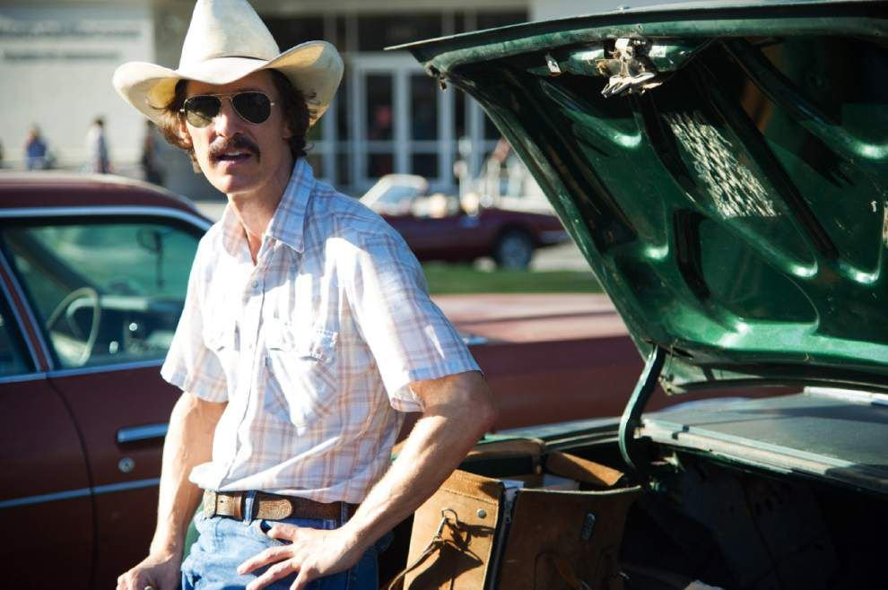 New Orleans Film Society to honor Matthew McConaughey Saturday _lowres