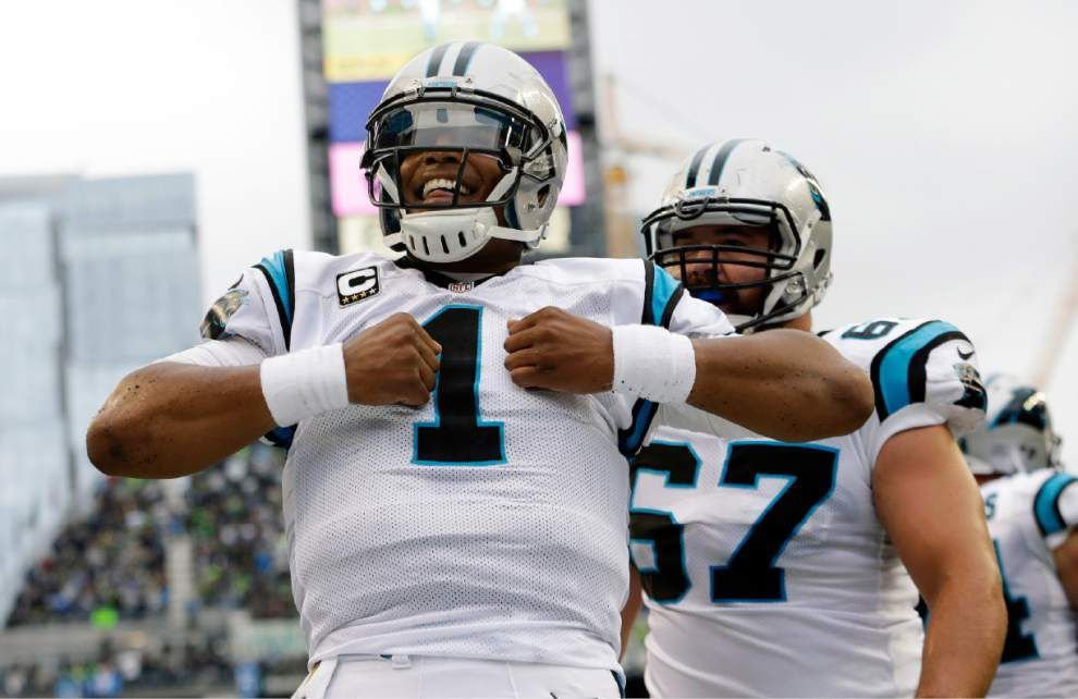 This Week in the NFL: Cam Newton makes case for NFL MVP _lowres