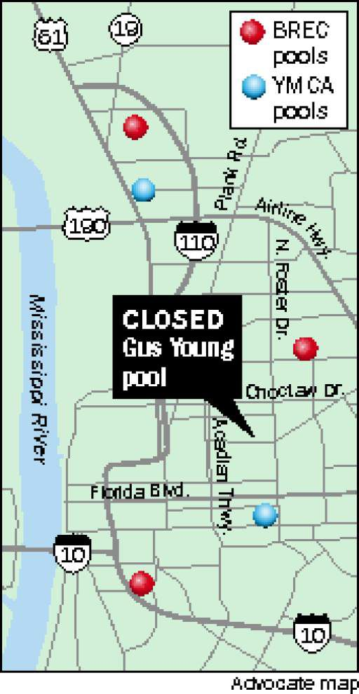 With BREC set to fill in landmark Gus Young pool, community not interested in splash pad, other options: 'It must be a pool' _lowres