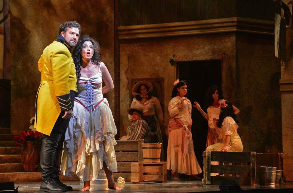 Review: Passionate, lively 'Carmen' opens New Orleans opera season _lowres