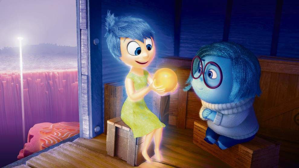 Review: Pixar's poignant production 'Inside Out' worth applauding _lowres