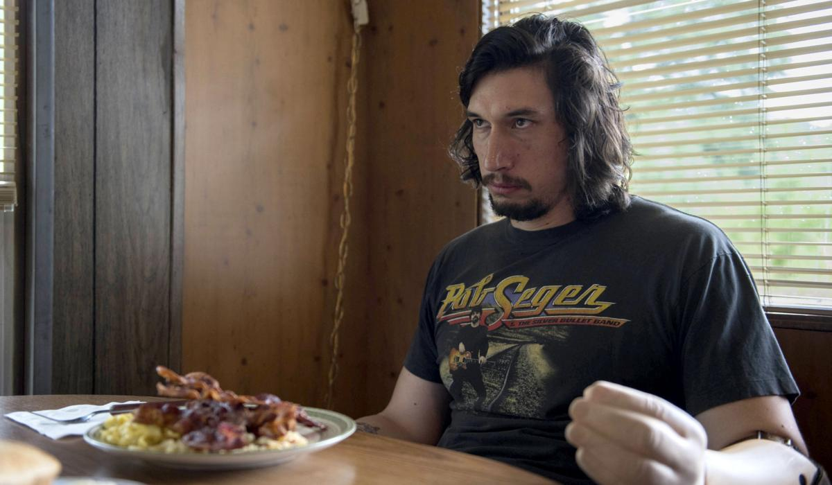 Film Review Logan Lucky still 1 for Red