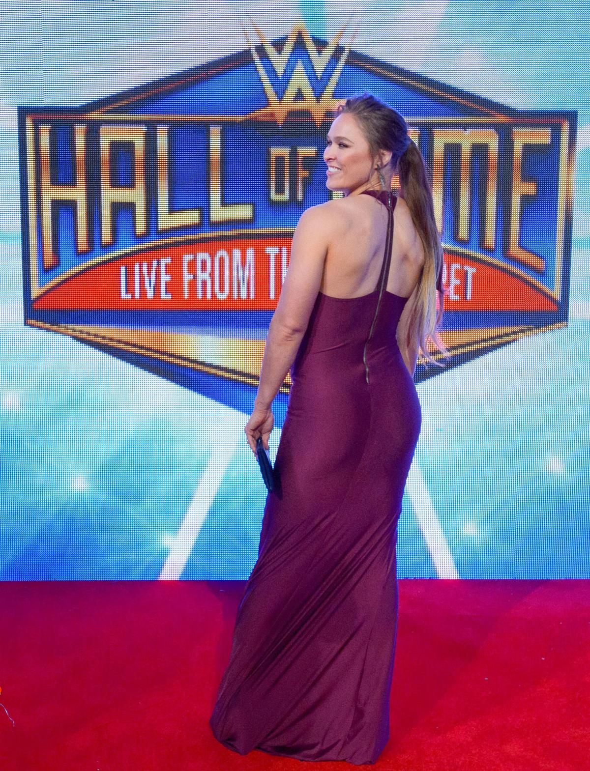 The Ronda Rousey Megathread Wrestling Forum Wwe Impact