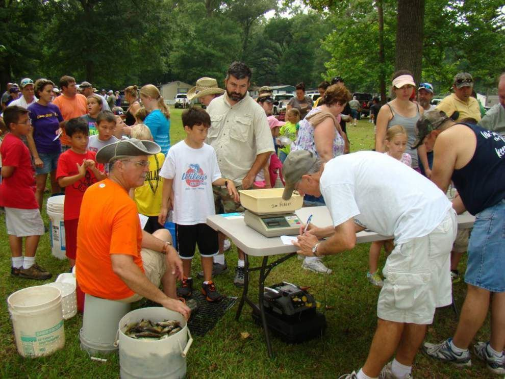 Kids Fishing Rodeo in Dutchtown on Aug. 1 _lowres