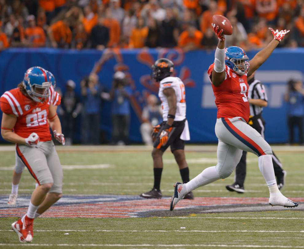 Photos: Big smiles, big plays, big celebration as Ole Miss wins Sugar Bowl, downs Oklahoma State _lowres