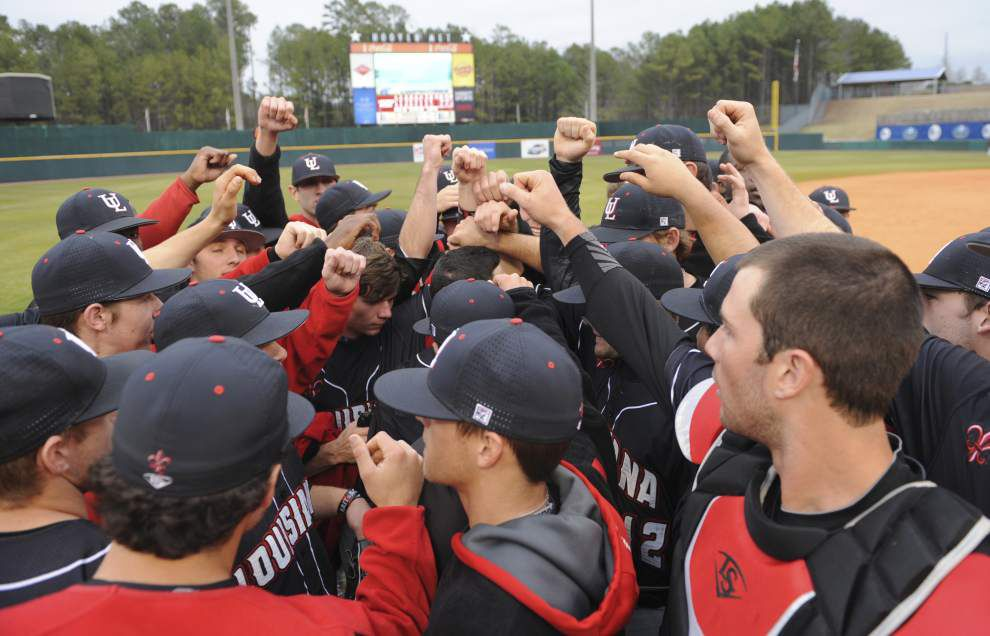 Ragin' Cajuns baseball pregame: Ragin' Cajuns vs. Troy _lowres