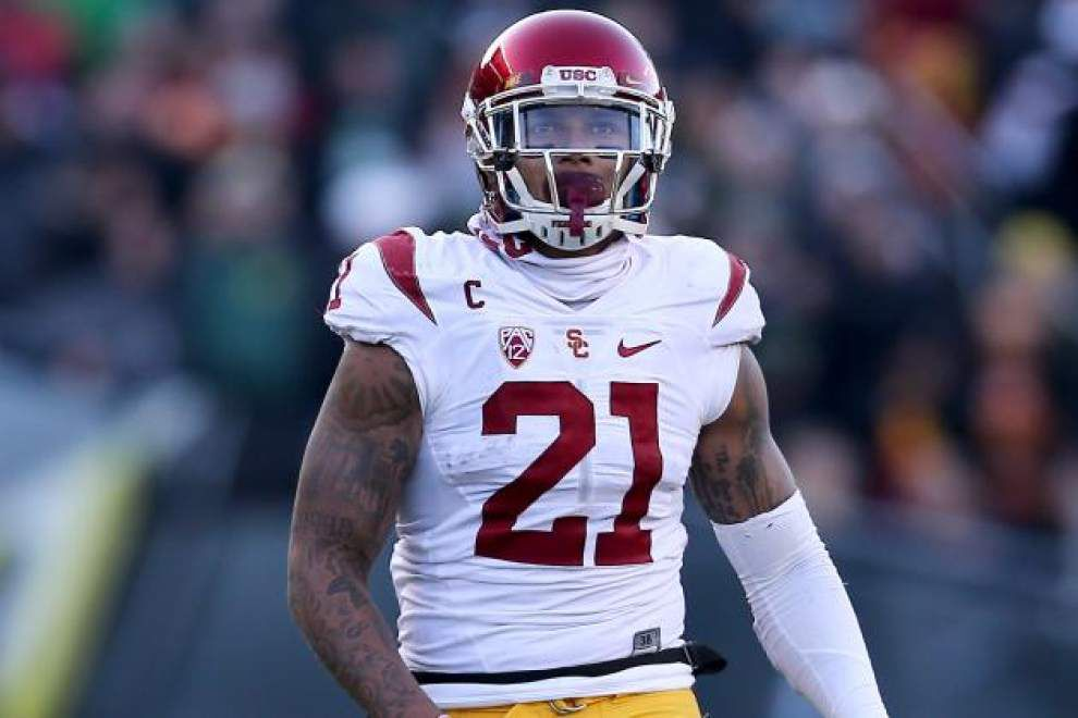 USC linebacker/safety Su'a Cravens to visit Saints; Boise State guard Rees Odhiambo to work out _lowres