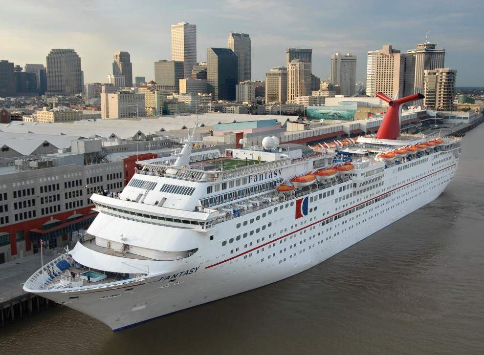 Carnival projects record New Orleans cruise traffic for 2015 _lowres