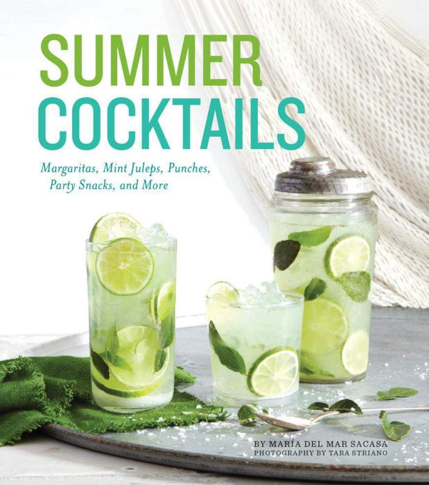 Side Dish: Summer time for cool, classic cocktails, more _lowres