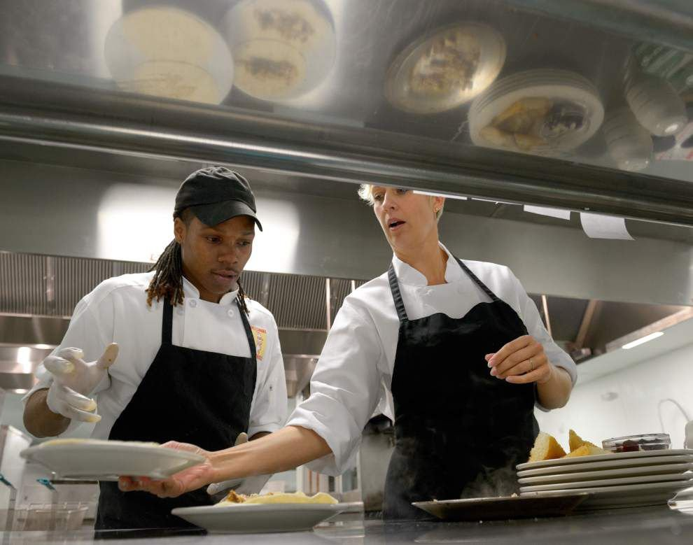 Liberty's Kitchen expansion hoping to open more doors for young people _lowres
