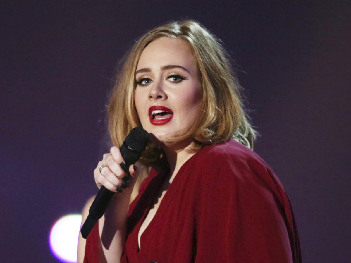 Music Grammy Nominations copy for Red Adele